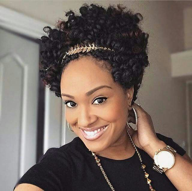 Crochet Braids On Twa : twa the bee natural hair crochet hair raleigh north carolina crochet ...