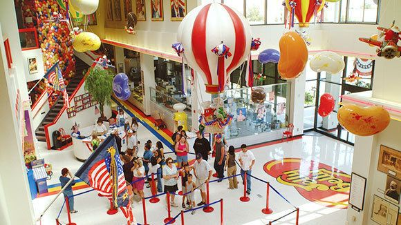 10 Cool Factory Tours Grandparents Com Jelly Belly