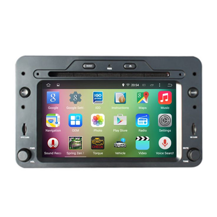 """Find More Car DVD Information about 6.2"""" Android 4.4.4 Quad Core Car Radio DVD GPS Navigation Central Multimedia for Alfa Romeo 159 Spider Brera Sportwagon DVR WIFI,High Quality dvd player connections to tv,China gps car mount holder Suppliers, Cheap dvd gps chrysler from Canavie Technology on Aliexpress.com"""