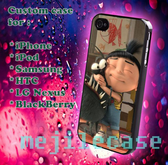 Agnes iphone 4/4s iphone 5/5s/5c Blackberry HTC One by mejile, $12.10