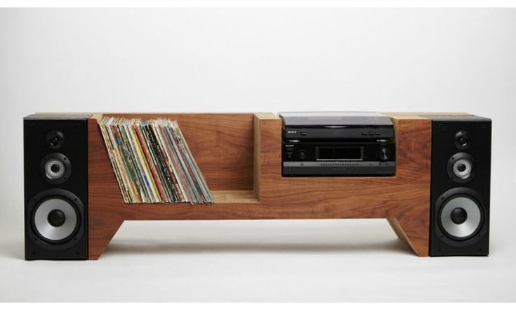 16 best Media Console images on Pinterest | Vinyl record ...