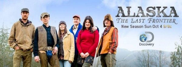 Tonight is the night Kilcher fans have all been waiting for: the Season Premiere of ALASKA: THE LAST FRONTIER on Discovery Channel.  The Kilchers continue on