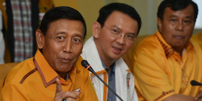 "Menko Polhukam Wiranto: ""Tapi yang didemo alasannya apa?. Ini Pak Alasannya"