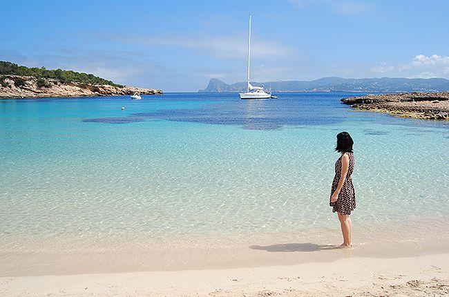 Cala Bassa, Ibiza, Spain.
