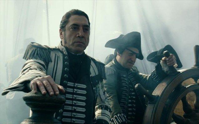 «Πειρατές της Καραϊβικής»: Javier Bardem εναντίον Johnny Depp | naftemporiki.gr