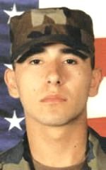 Army CPL. Billy B. Farris, 20, of Bapchule, Arizona. Died December 3, 2006, serving during Operation Iraqi Freedom. Assigned to 5th Battalion, 20th Infantry Regiment, 3rd Brigade, 2nd Infantry Division, Fort Lewis, Washington. Died of injuries sustained when an improvised explosive device detonated near his vehicle while conducting escort operations in Taji, Iraq.