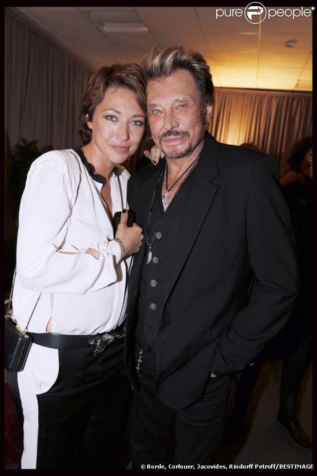 Johnny Hallyday a fêté ses 69 ans au Stade de France le 15 juin et donné 3 concerts les 15,16 et 17 Juin. Johnny et sa fille aînée Laura Smet