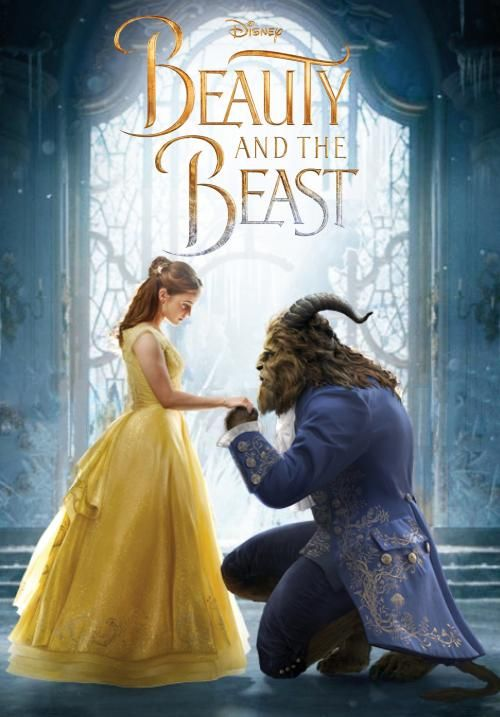 omfg i am going to see beauty and the beast when it comes out!!
