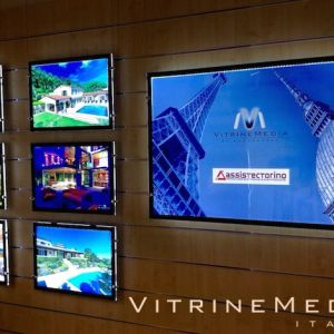 VitrineMedia's displays around the World this week