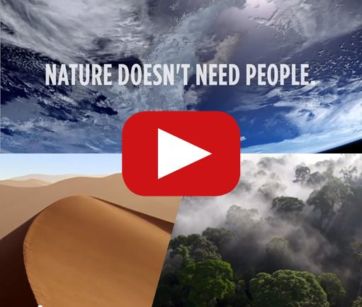 Julia Roberts has a powerful message in this awesome video. Take a look. #nature #greenLiving #JuliaRoberts #Inspiration