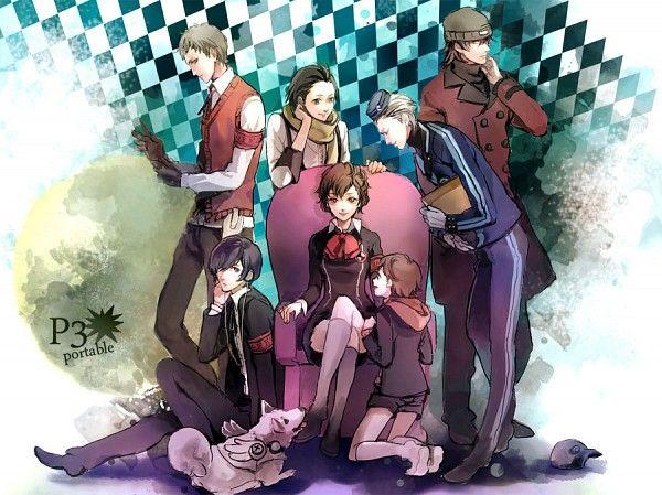 Tags: Shin Megami Tensei: PERSONA 3, Aragaki Shinjirou, Yuuki Makoto (Persona 3), Mochizuki Ryoji