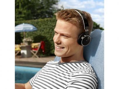 Fone de Ouvido Sem Fio Bluetooth Wireless - SHB9150 - Philips com as melhores condições você encontra no Magazine Sualojaverde. Confira!