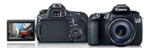 Canon EOS 60D.