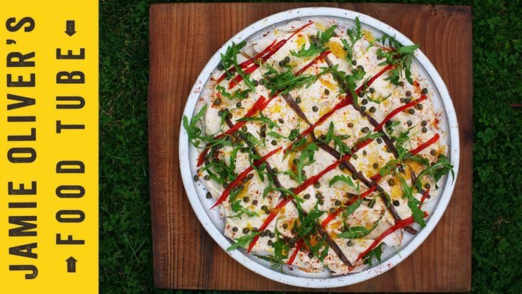 Leftover Turkey this season? It's time to grab your Hellmann's mayonnaise and create a delicious Turkey Tonnato courtesy of Jamie Oliver!