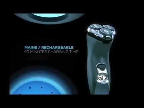 ▶ Holení s holícími strojky z X series od Remington - foil shavers - YouTube