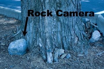 Rock Hidden Video Security Camera Outdoor Motion Activated Battery Powered Spy - www.top-gadgets.xyz