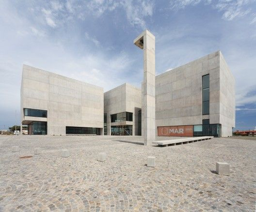 Museo de Arte Contemporáneo de Buenos Aires / Monoblock (Mar del Plata, Buenos Aires, Argentina) #architecture
