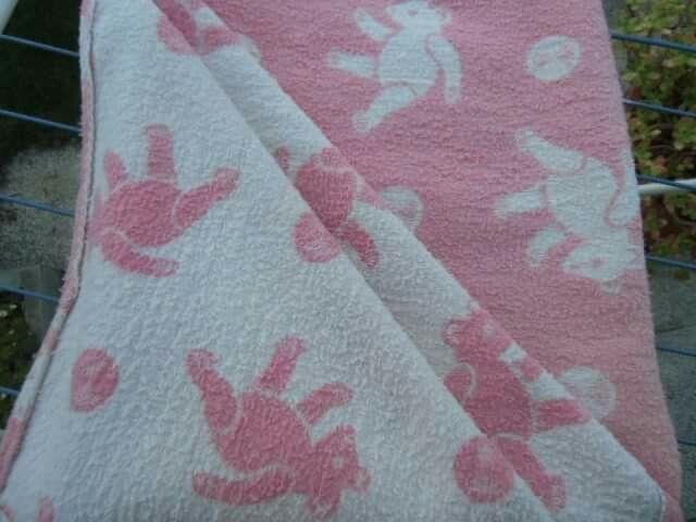 Dětské deky.