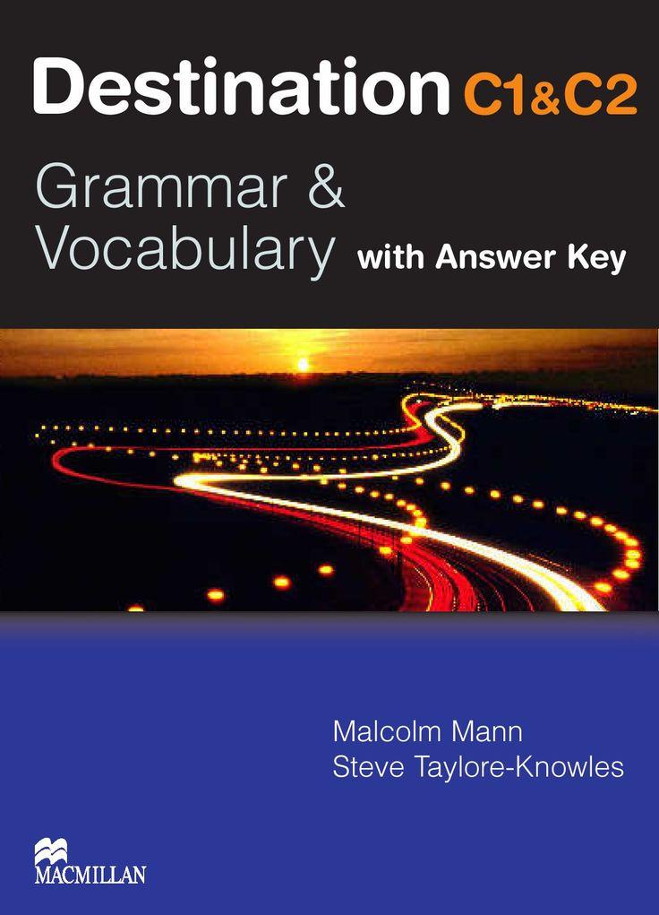 Destination C1 & C2 učebnice angličtiny, slovíčka a gramaticka v…