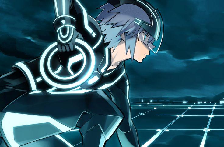 Something Riku himself might do.    Action Pose Reference