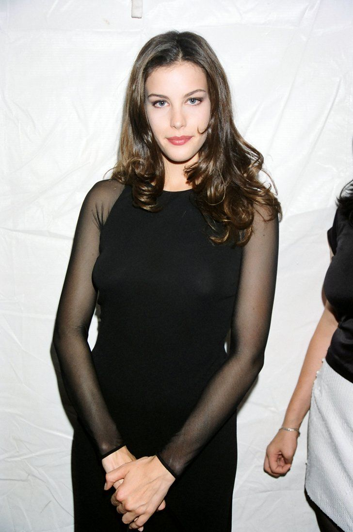 Pin for Later: Over 20 Years Later and Liv Tyler Is Still as Cool as She Was in the '90s September 1995