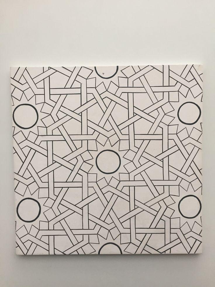 Model stencil