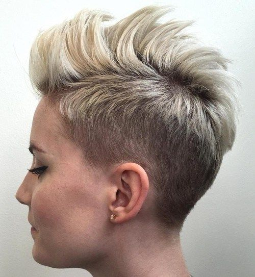 1000+ Ideas About Undercut Hairstyles Women On Pinterest