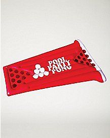 6' Red Cup Pool Party Beer Pong Float