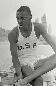 Ralph Boston- Olympic Winner  Laurel
