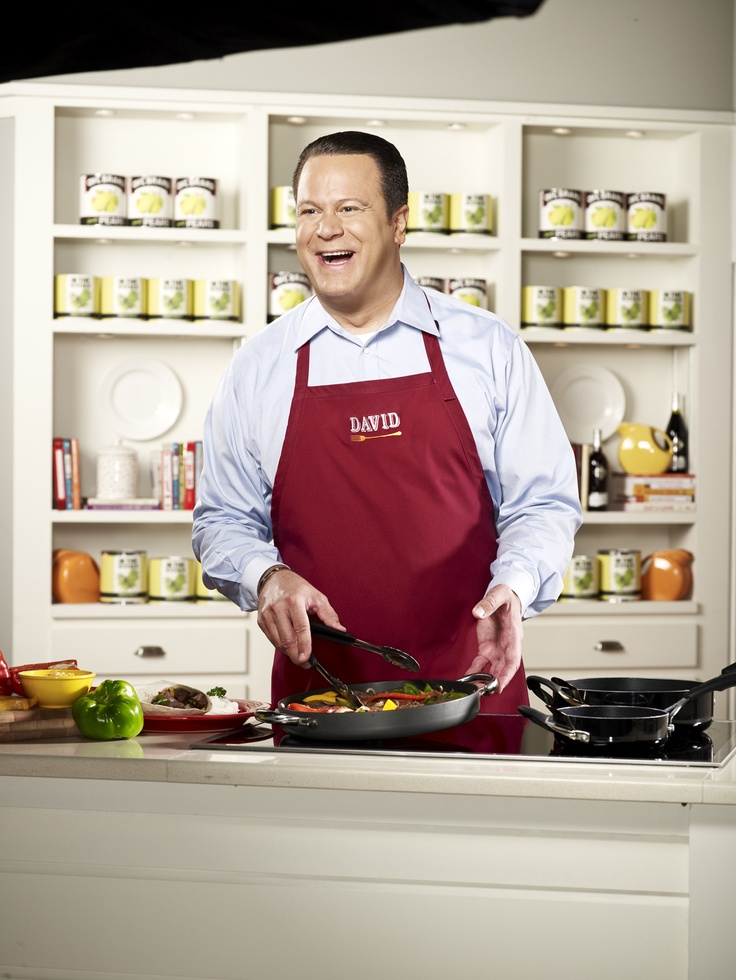 David Venable QVC. My favorite cooking show and host on Wed. nights.