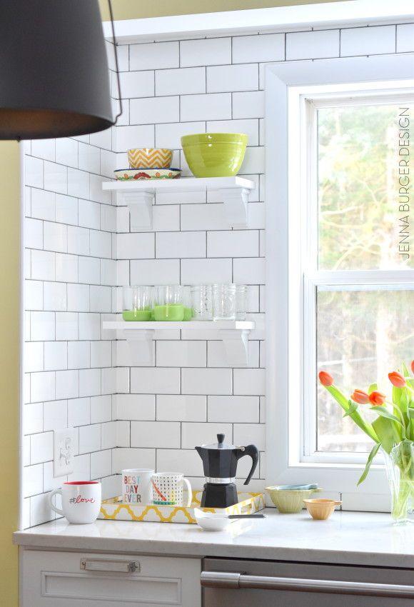 Kitchen Renovation: REVEAL + Resources - Jenna Burger