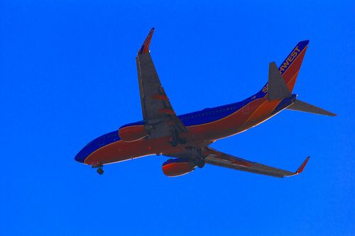 """""""Hey! Which Airport Are We Going To ?""""    Southwest - Providence, RI  USA"""