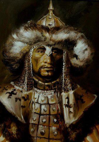 Arpad Vezer Han (845 - 907) Alpamışoğlu Arpad, Hazar Türkleri'nin Kabar boyundandır. Avrupa Hun İmparatorluğu'nun Büyük Kağanı Attila Han'ın torunu ve Macaristan'ın kurucusudur. Bugünkü Macarlar, 5. yüzyılın başlarından itibaren Avrupa'ya göç etmiş olan Türklerin soyundan gelirler. Arpad Hanedanlığı 896-1301 yılları arasında varlığını sürdürmüştür. Peçeneklerin baskısı ile batıya göç eden Macarların başında Arpad Han vardı.