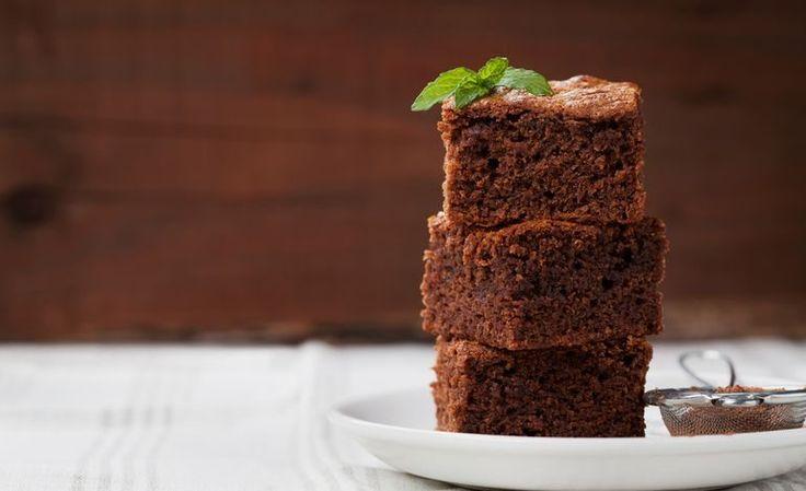Ricette Salva Tempo: Brownies senza cottura al cioccolato