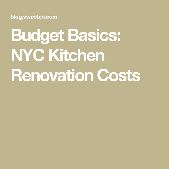 Best 25+ Kitchen renovation cost ideas on Pinterest | Cost to ...
