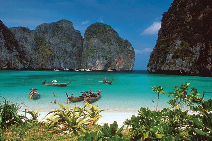 Thailandia, Maya Bay