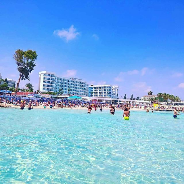 Welcome to Paradise, Nissi Beach, Ayia Napa @Regrann from @dea_magna #ayianapa #ayianapa2016 #agianapa #cyprus #cypern