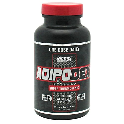 Adipodex - 45 Capsules  - Free Shipping & Lowest Prices