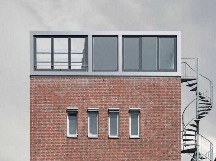#Architecture in #Germany - #Penthouse in Bielefeld by Wannenmacher + Möller