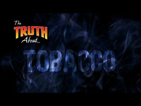 """http://www.thetruthabout.net/video/Tobacco """"The Truth About... Tobacco"""" covers the widespread use of tobacco. Can Christians today engage in using tobacco products? Should the known effects impact a Christian's decision regarding its use? Sooner or later, most of us find ourselves facing moral, social, and ethical situations that command our attention. Sam Willcut presents a compelling and informative answer from a biblical and practical standpoint."""
