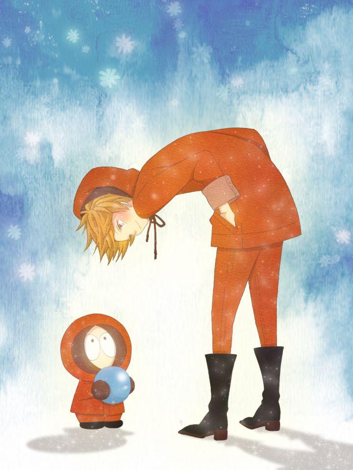 South Park Anime    Kenny McCormick- South Park Kenny [Anime Style]
