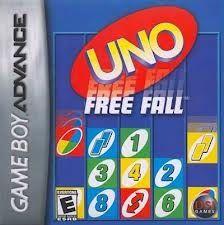 Uno Free Fall - Game Boy Advance Game