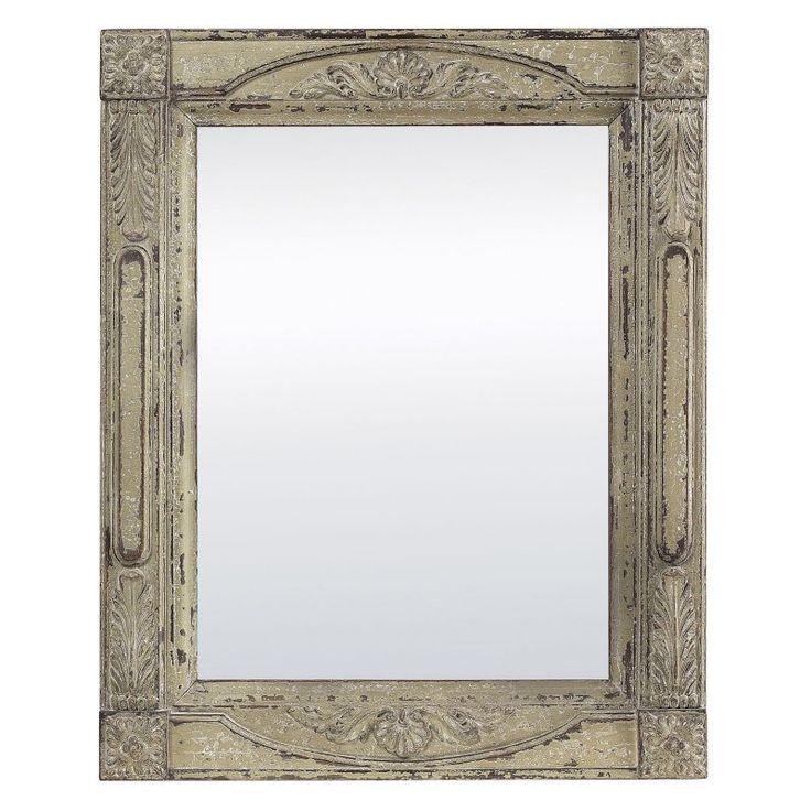 ELK Lighting Fairbury Rustic Wall Mirror - 25W x 32H in. - 128-1038