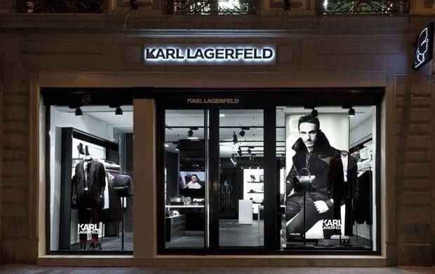 PARÍS.  Karl Lagerfeld ha inaugurado una nueva boutique en París en el 38 rue Marbeuf. Esta tienda se une a las otras dos existentes en Paris en el boulevard Saint-Germain y en la rue Vieille du Temple.   La nueva tienda está dedicada exlusivamente a la moda de hombre y donde están presentes las líneas Lagerfeld y Karl Lagerfeld , además de toda una importante colección de accesorios como perfumes, gafas, relojes y exclusivos libros y objetos seleccionados por el diseñador alemán.