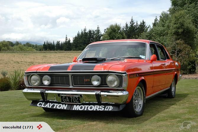 Ford Falcon XY GTHO 1971