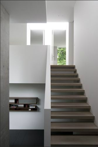Stairs by Daskal Laperre.