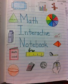 I love using interactive notebooks, but I've never tried one in math...until I came across this little jewel!  This is a wonderful resource offering a great explanation of how to use the notebooks to enhance your instruction. (Created by Heidy Roman on her blog Lights, Camera, 4th Grade!)