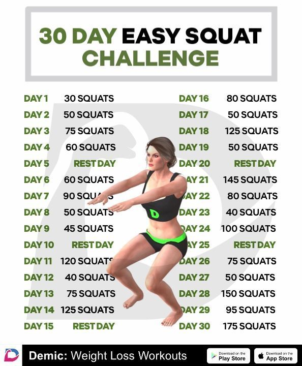 Simple rules for your body to get slimmer!!! Just 30 days challenge will help yo