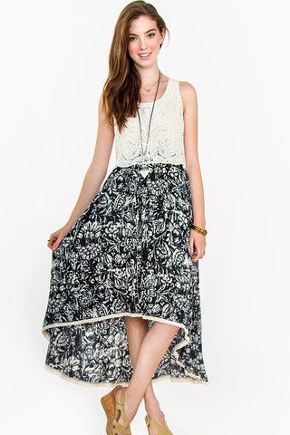 Lost Desert Dress | Evelyn and Irwin