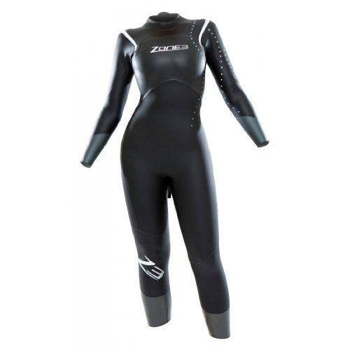 ZONE3 Ladies Advance 2014 Triathlon Wetsuit Black L ** To view further for this item, visit the image link.
